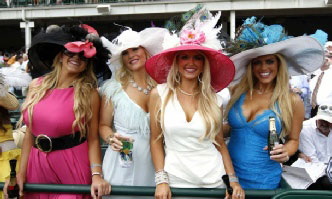 Newcastle races chauffeurs