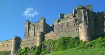 Alnwick castle tour picture