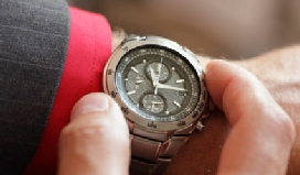 a punctual executive service