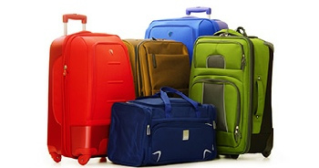 Cruise transfer luggage